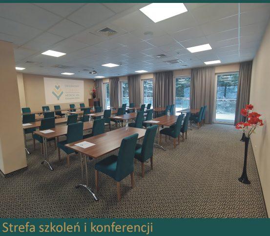 Strefa szkoleń i konferencji